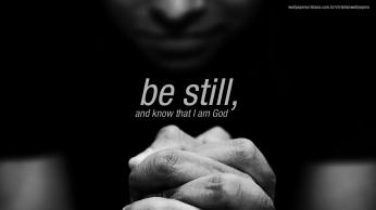 Be-still-and-know-that-I-am-God-christian-wallpaper-hd_1366x768