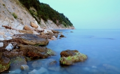 coast_stones_moss_rocks_smooth_surface_silence_55015_1920x1200