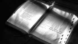faith-comes-from-hearing-the-message-open-bible-christian-wallpaper-hd_1366x768