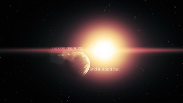 he-commanded-and-it-stood-fast-earth-christian-wallpaper-hd_1366x768