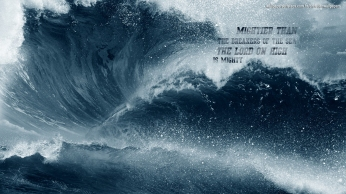 mightier-breakers-sea-the-Lord-christian-wallpaper-hd_1366x768