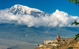 mountain_ararat_height_clouds_temple_45786_1680x1050