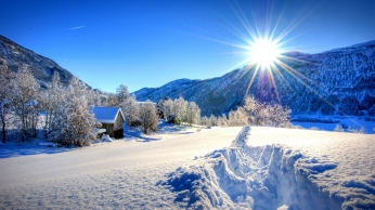 nature_forest_dawn_winter_mountains_108235_1366x768
