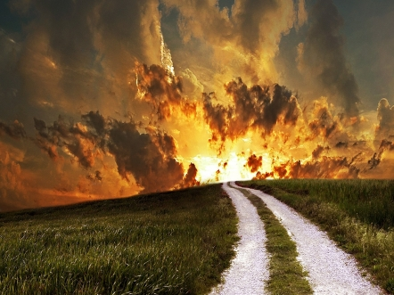 road_field_decline_sky_clouds_4934_1600x1200