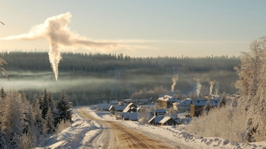 road_winter_at_home_country_village_smoke_fire_chamber_53164_1366x768