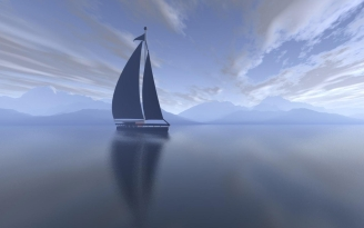 sailing_vessel_fog_sea_45988_1680x1050