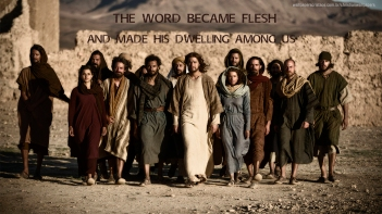 Gallery Images of Jesus and all his disciples.