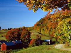 village_autumn_houses_trees_meadows_14648_1600x1200
