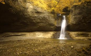 water_fall_garden_nature_rock_77604_1920x1200