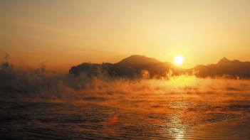 water_fog_morning_evaporation_rising_dawn_47247_1920x1080
