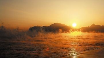 water_fog_morning_evaporation_rising_dawn_47247_1920x1080