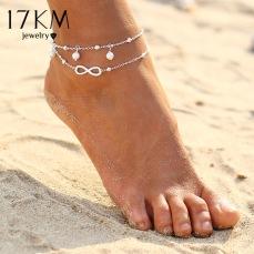 17KM-Vintage-Antique-Silver-Color-Anklet-Women-Big-Blue-Stone-Beads-Bohemian-Ankle-Bracelet-cheville-Boho.jpg_640x640