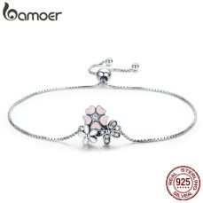 BAMOER-Fashion-New-100-925-Sterling-Silver-Cherry-Daisy-Flower-Chain-Link-Women-Bracelet-Sterling-Silver.jpg_640x640