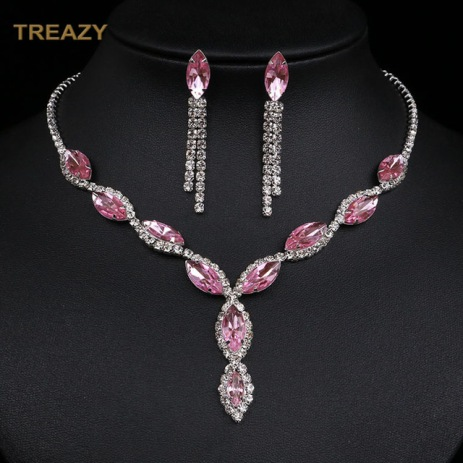 Fashion-Leaf-Tassel-Wedding-Jewelry-Sets-Charm-Pink-Crystal-Choker-Necklace-Earrings-Set-Bridal-Jewelry-Sets.jpg_640x640 (1)