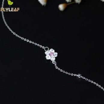 Flyleaf-2017-Inlaid-Cubic-Zirconia-Cherry-Blossom-Charm-Bracelets-For-Women-Elegant-Lady-925-Sterling-Silver.jpg_640x640