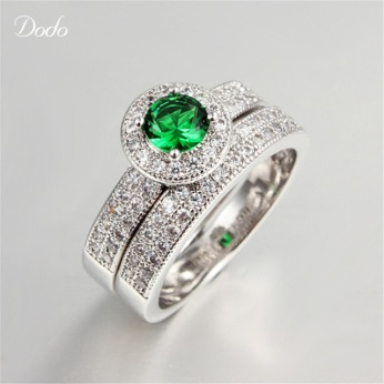 Green-Blue-Red-Stone-Ring-Sets-S925-Sterling-Silver-Rings-Wedding-Bague-For-Women-Couple-Ring.jpg_640x640