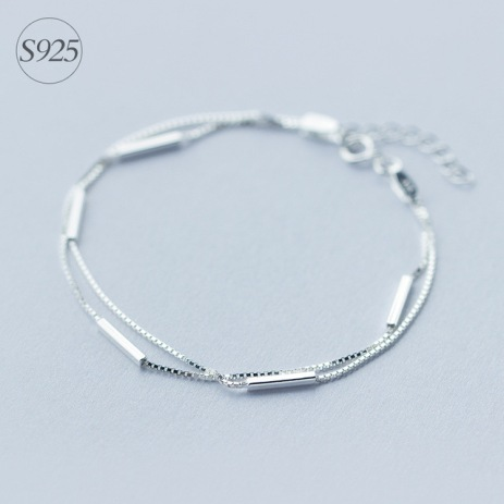 Lady-s-Minimalist-REAL-925-Sterling-Silver-Multi-Rows-Double-layers-Geometric-Sticks-Bar-Chain-Bracelet.jpg_640x640 (1)
