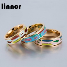 Linnor-12-Styles-Ethnic-Colorful-Enamel-Rings-Stainless-Steel-Bohemian-Cloisonne-Jewelry-for-Women-Travel-Gift.jpg_640x640 (1)