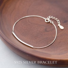 new-Real-925-Sterling-Silver-Jewelry-lucky-Bar-ARCH-chain-bracelet-925-sterling-silver-GTLS299.jpg_640x640 (1)