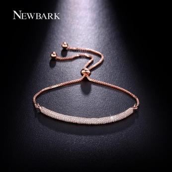 NEWBARK-Charm-Rose-Gold-Color-Bracelets-AAA-CZ-Stone-Geometric-Shaped-Chain-Link-Trendy-Bracelets-Best.jpg_640x640 (1)