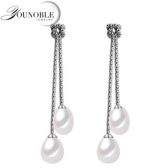 Pearl-Earrings-Genuine-Natural-Freshwater-Pearl-925-Sterling-Silver-Earrings-Pearl-Jewelry-For-Wemon-Wedding-Gift.jpg_640x640