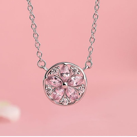 Silver-Sakura-Flower-Necklaces-Pendants-Cherry-Blossoms-With-Zircon-Chain-Choker-Necklace-925-Jewelry.jpg_640x640