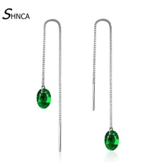 Simple-Fashion-Prevent-Allergy-925-Sterling-Silver-Water-Drop-Green-Rhinestones-Long-Earrings-For-Women-Jewelry.jpg_640x640