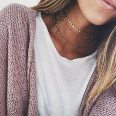 Simple-Gold-Choker-Necklace-For-Women-Boho-Coin-Chocker-Necklaces-Multi-layer-colar-collier-ras-du.jpg_640x640