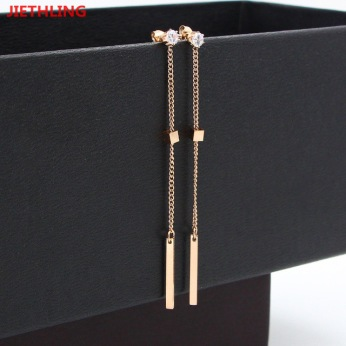 Six-Claws-Single-Cubic-Zirconia-Link-Chains-Long-Earrings-Rose-Gold-Color-Titanium-Steel-Jewels-boucle.jpg_640x640