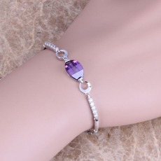 Unique-Purple-Cubic-Zirconia-White-CZ-925-Sterling-Silver-Link-Chain-Bracelet-7-inch-S0342.jpg_640x640