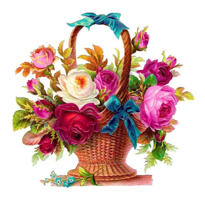 basket-clipart-floral-4