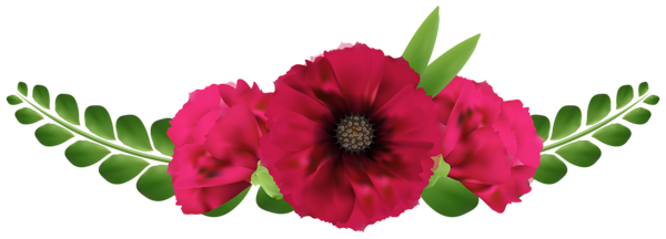 Beautiful_Red_Flowers_PNG_Clip-Art_Image