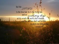 Jeremiah 10_10