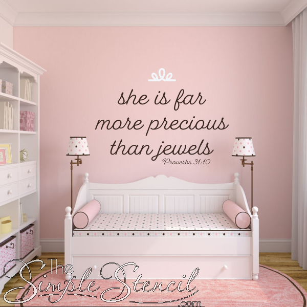 She-Is-Far-More-Precious-Than-Jewels-Proverbs-31-10-Bible-Verse-Wall-Decal-For-Girls-Room-or-Nursery