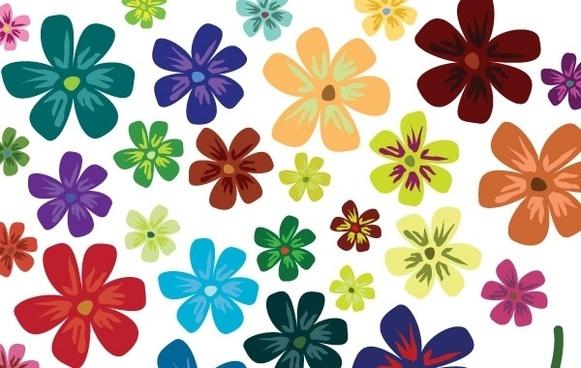 vector_flowers_47702