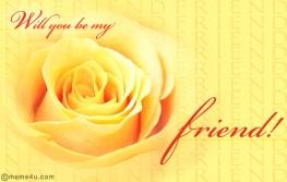 friendship-rose-wishes