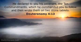 deuteronomy-4-13