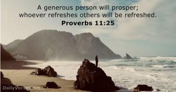 proverbs-11-25-2