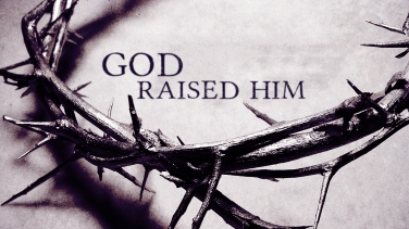 God-raised-him-crown-thorns-christian-wallpaper-hd_1366x768