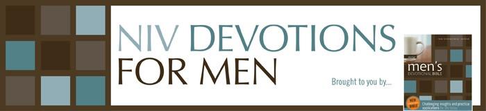 NIV DEVOTIONAL FOR MEN