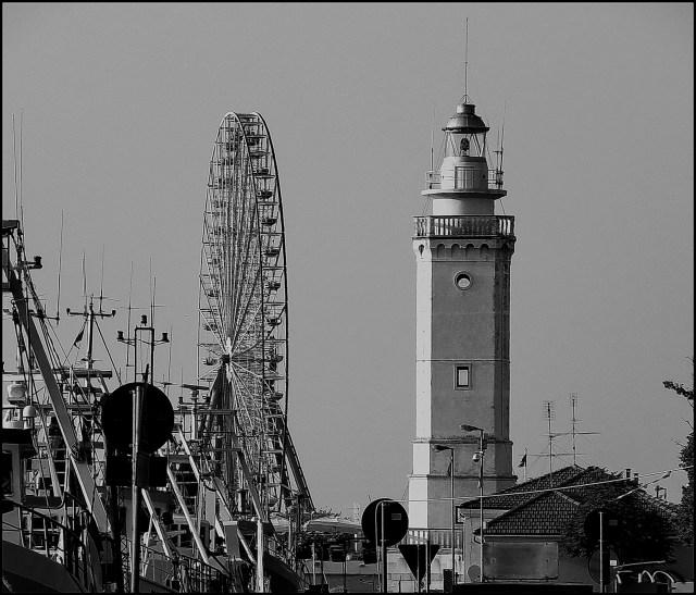 La Ruota e il Faro  Rimini 30-06-2012