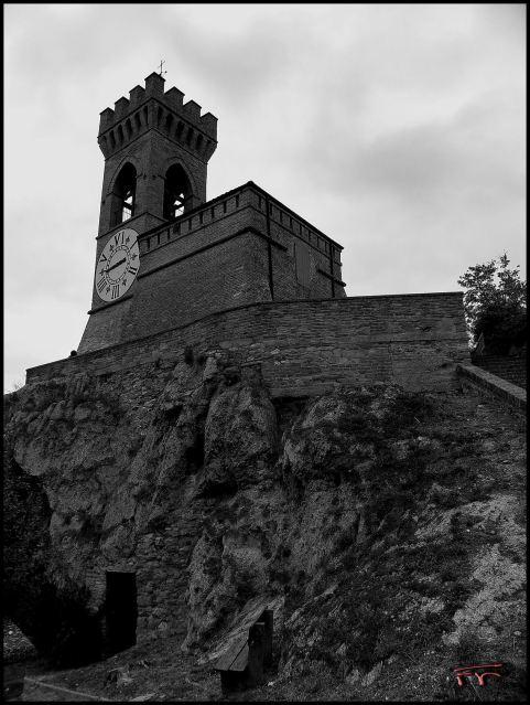 La Torre dell'Orologio Brisighella  15-09-2012