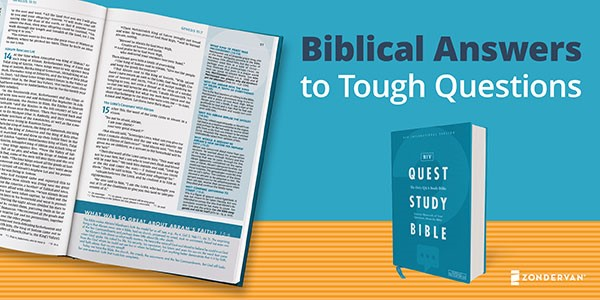 BIBLICAL ANSWERS TO TOUGTH QUESTIONS