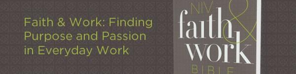 FAITH AND WORK FINDINGS